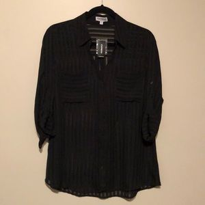 Black Express Portofino Shirt